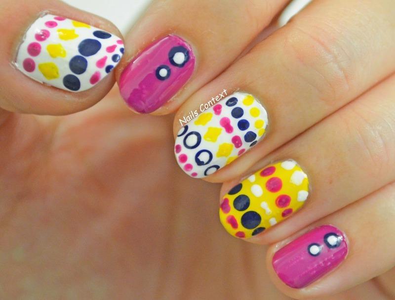Something New nail art by NailsContext