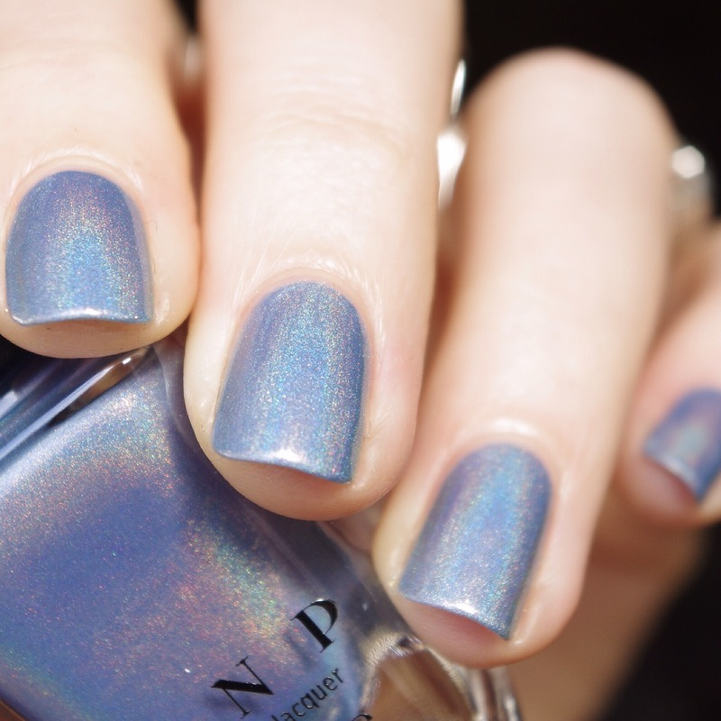 ILNP Peri Me Swatch by Bulleuw