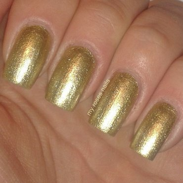 Catrice Goldbusters Swatch by Ewa