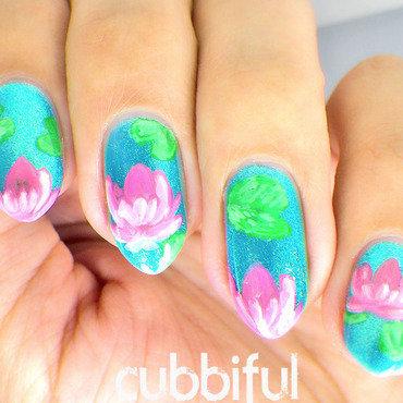 Waterlilly nails thumb370f