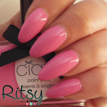 Ciaté Candy Floss Swatch by Ritsy NL