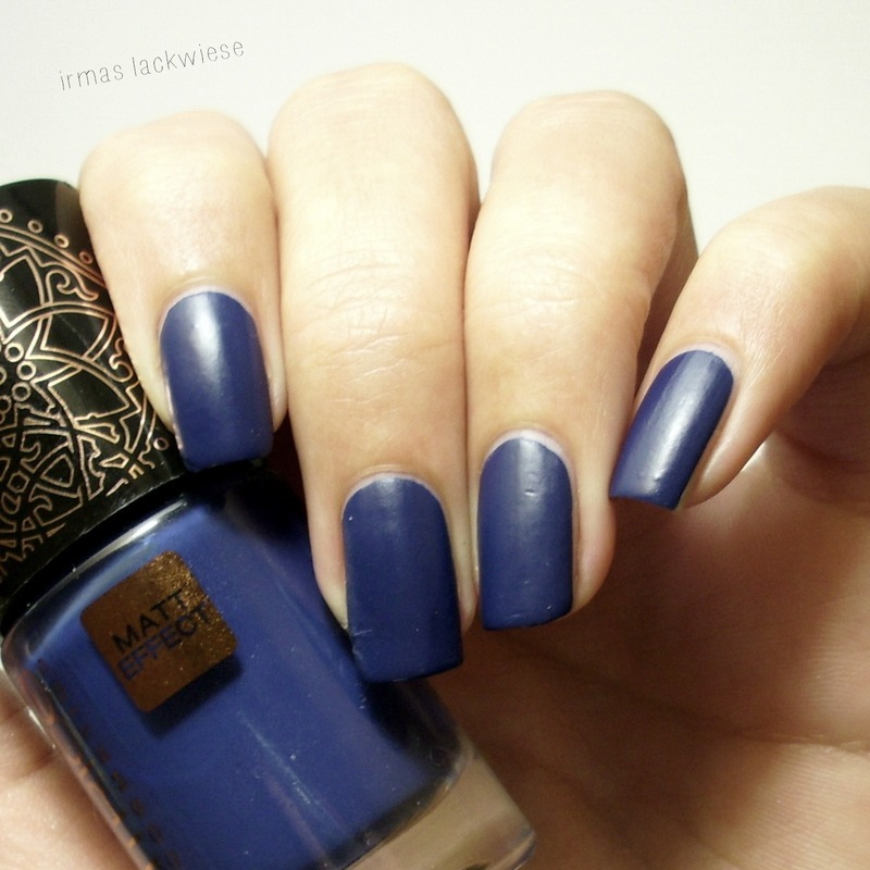 catrice nomadic traces trip into the blue Swatch by irma