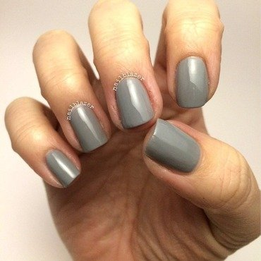 OPI Cement the Deal Swatch by Nailblazer