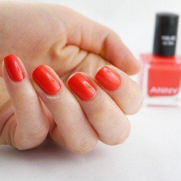 Anny On Fire Swatch by Ann-Kristin