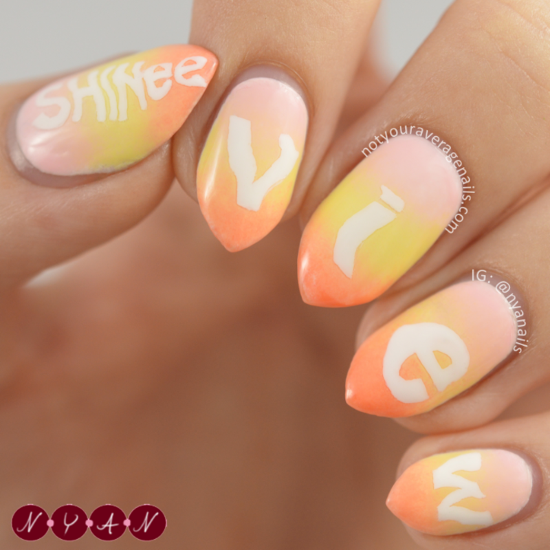 View nail art by Becca (nyanails)