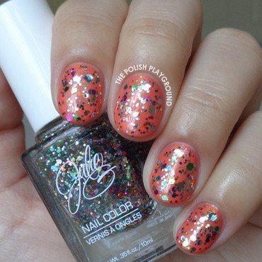 Julie G Light It Up Swatch by Lisa N