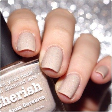 piCture pOlish Cherish Swatch by Bulleuw