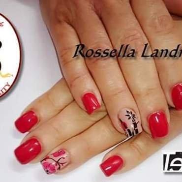 orientale nail art by Rossella Landi