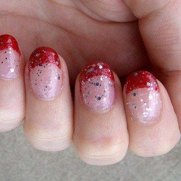 Anjolee nail art by Toria Mason
