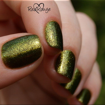 Orly It's Not Rocket Science Swatch by RedRouge