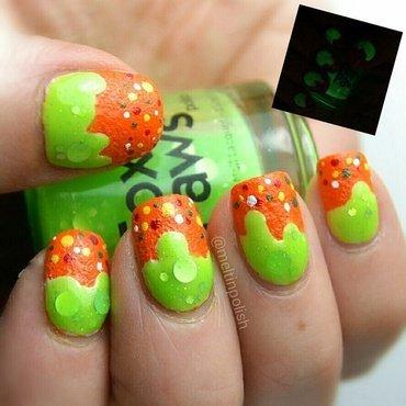 Tricks or Treats?  nail art by Meltin'polish