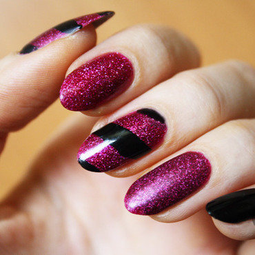 Orly Color Blast Magenta Swatch by Pat
