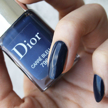 Dior Carre Bleu Swatch by Pat