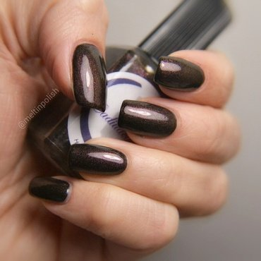 Cadillacquer State of Emergency Swatch by Meltin'polish