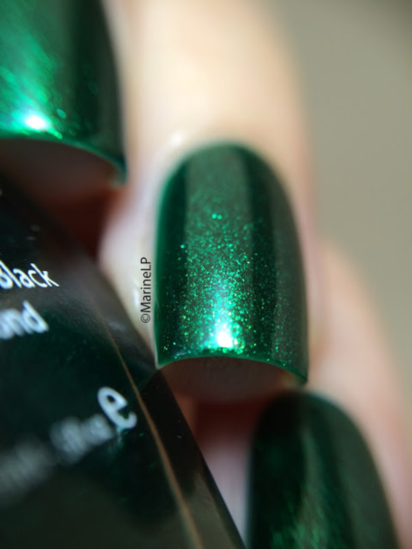 azature Green Swatch by Marine Loves Polish