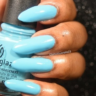 China Glaze UV Meant to be Swatch by glamorousnails23