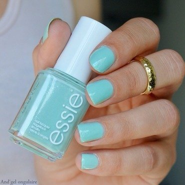 Essie Fashion Playground Swatch by And'gel ongulaire