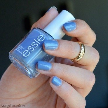 Essie Truth or flare Swatch by And'gel ongulaire