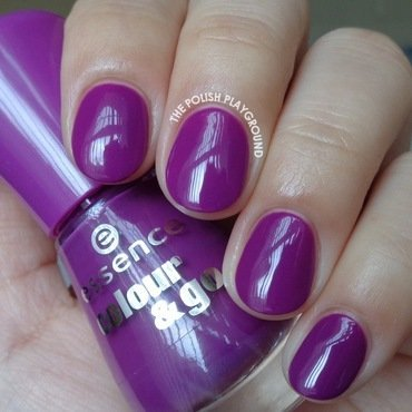 Essence Break Through Swatch by Lisa N