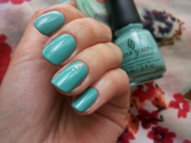 China Glaze For audrey and LA Colors Live Swatch by Roxy Ch