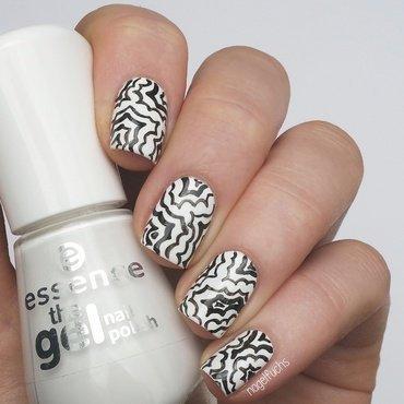 Graffiti Nailart nail art by nagelfuchs