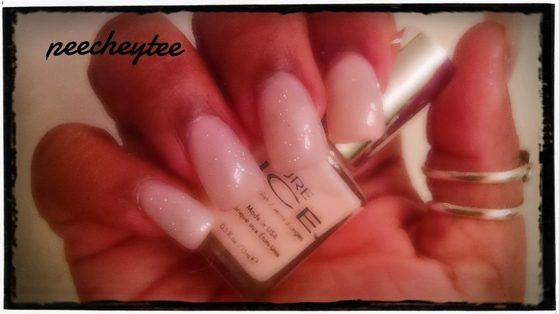 Plain n pretty nail art by peecheytee