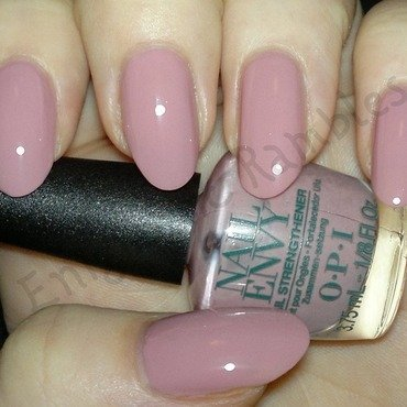 OPI Pink Envy Swatch by Enigmatic Rambles