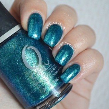 Orly Halley's Comet Swatch by Julia