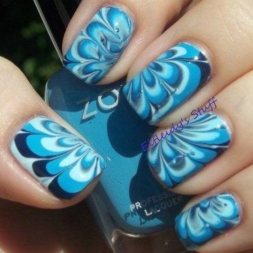 30DoCC- favorite brand/technique nail art by Jenette Maitland-Tomblin