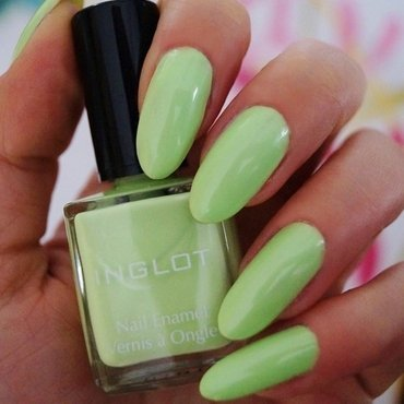 Inglot Aquarelle by Cranberry Fairy