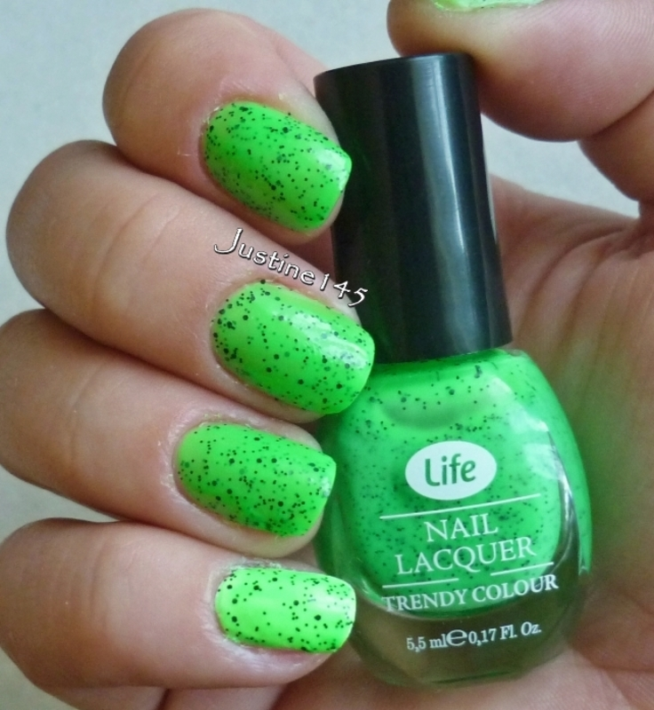 Life 105 Swatch by Justine145