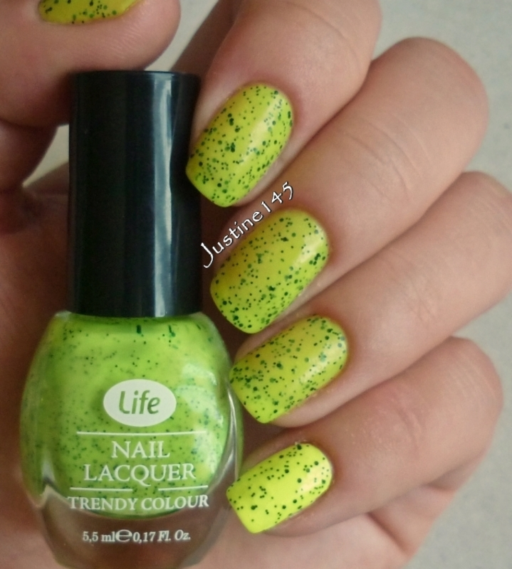 Life 107 Swatch by Justine145