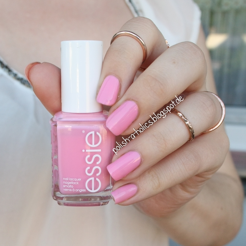 Essie Need A Vacation Swatch By Katharinapeskelidou Nailpolis Museum Of Nail Art