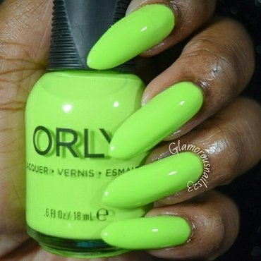 Orly Thrill Seeker Swatch by glamorousnails23