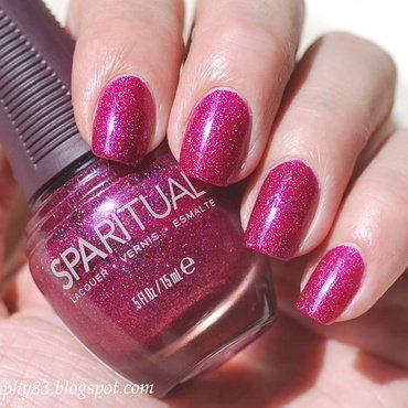 SpaRitual Perception Swatch by Hana K.