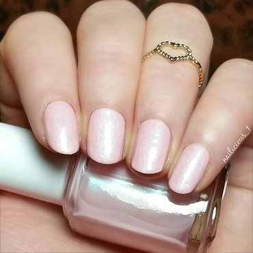 Essie Just Stitched Swatch by nailicious_1