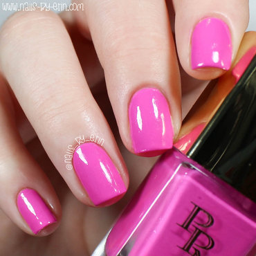 Pink Princess Cosmetics Pink Princess Swatch by Erin