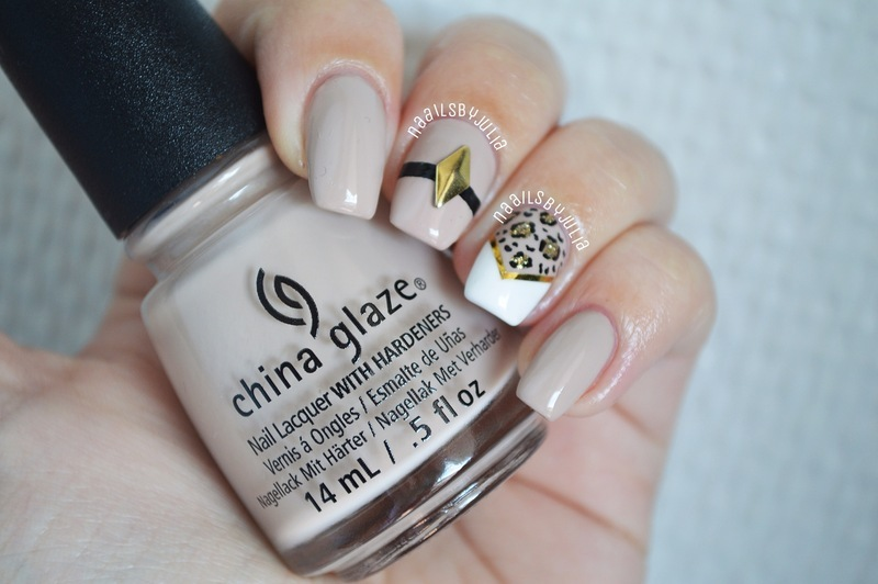 China Glaze What's She Dune Swatch by Julia