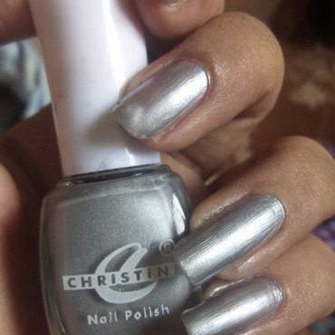 Christine silver Swatch by Wish Mrt'xa