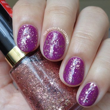 Revlon Sparkling Swatch by Lisa N
