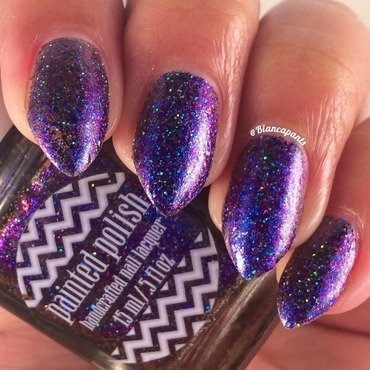 Painted Polish Nymph Swatch by Bianca  Pants
