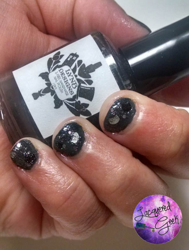 LynBDesigns Sing Soft Kitty Swatch by Kim (Lacquered Geek)