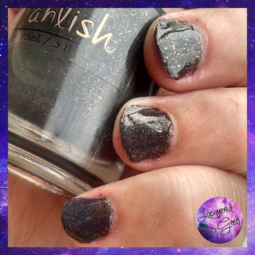 Pahlish Gilded Greenwich Swatch by Kim (Lacquered Geek)