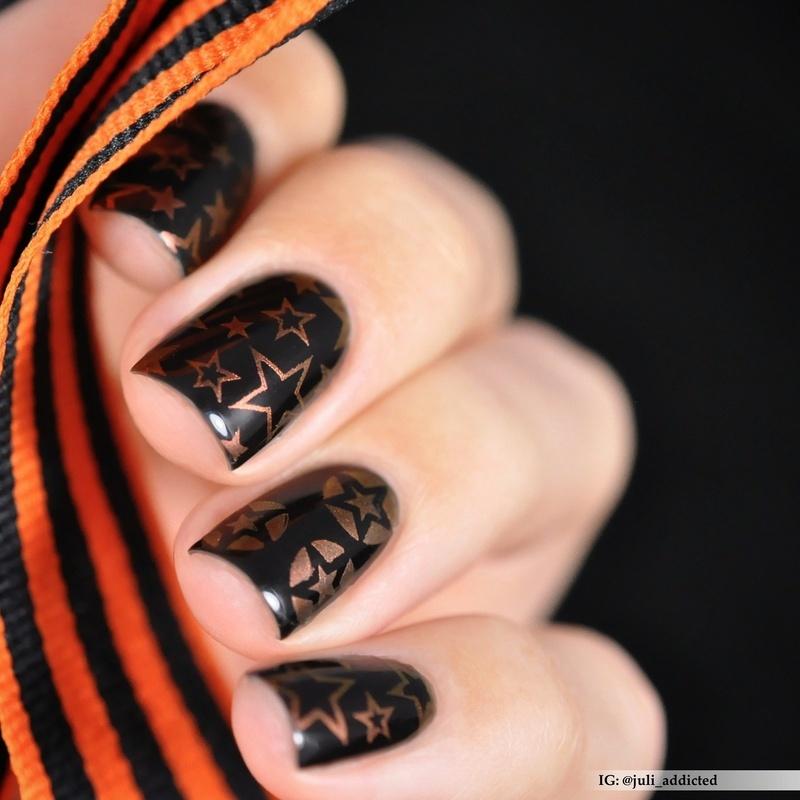 #106 nail art by Juli