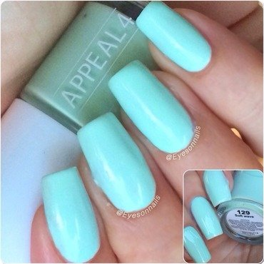 Appeal4 Soft Wave Swatch by Virginia