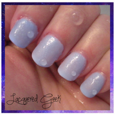 Digital Nails Real-Life Mad Scientist Swatch by Kim (Lacquered Geek)