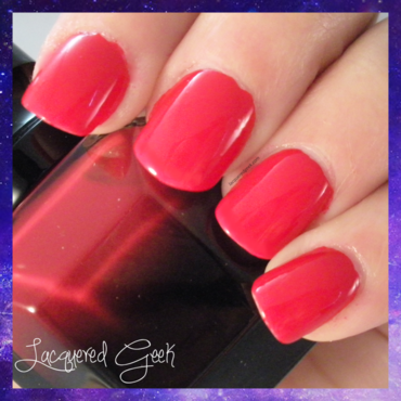 Christian Louboutin Rouge Louboutin Swatch by Kim (Lacquered Geek)