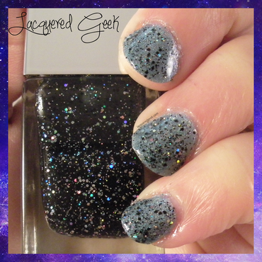 Givenchy Folie Scintillante #23 Swatch by Kim (Lacquered Geek)