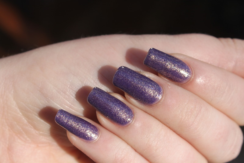 Spoiled Are Mermaids Real? Swatch by Elizabeth Hemingway