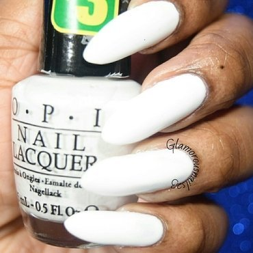 OPI Angel With A Leadfoot Swatch by glamorousnails23